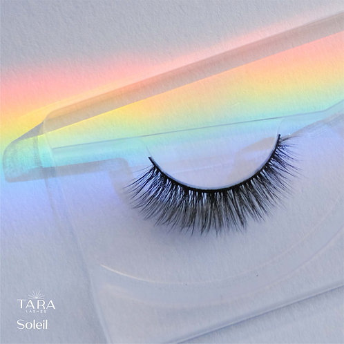 Tara Beauty Products Eye Lashes Soleil Beauty Makeup