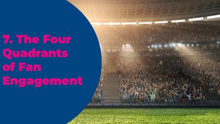 7. The Four Quadrants of Fan Engagement