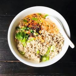 pork rice noodles - sen lek tom yam
