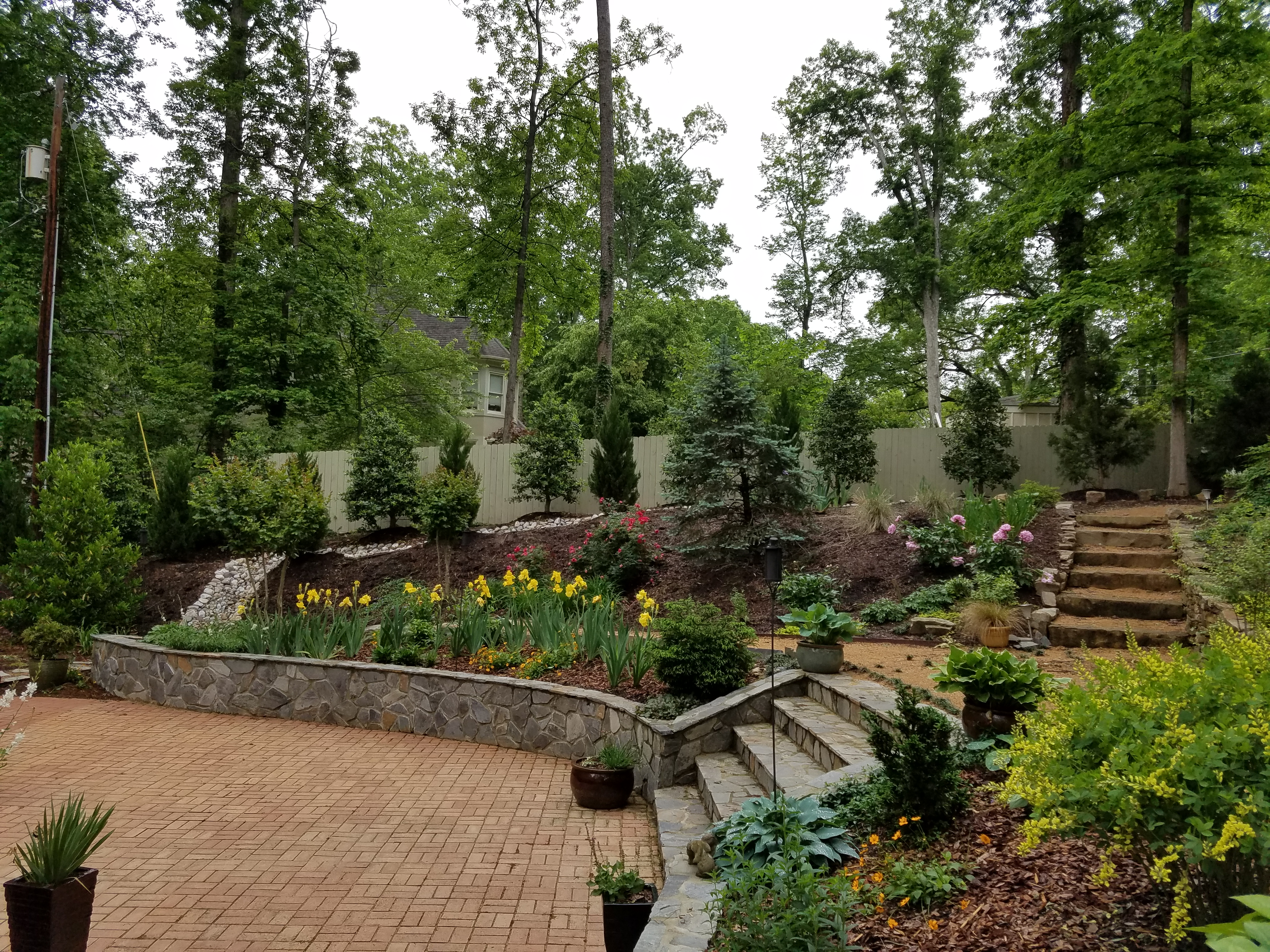 Alta Mira Landscaping Hardscaping Of The Triangle Nc