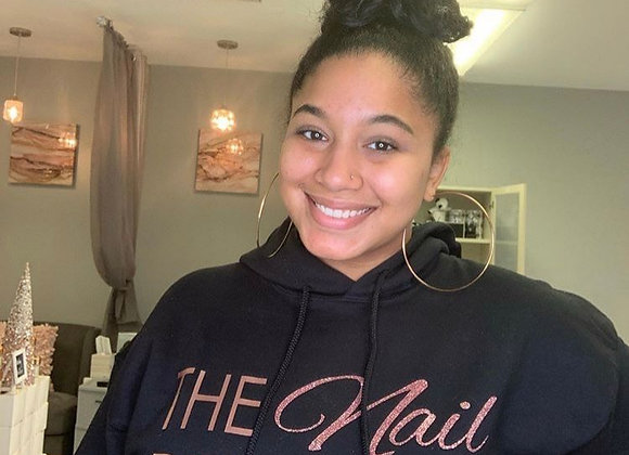 The Nail Doctor Signature Unisex Hoodie