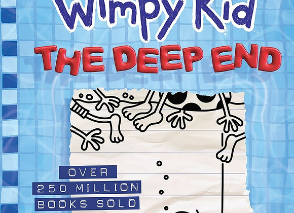 Diary of a Wimpy Kid The Deep End