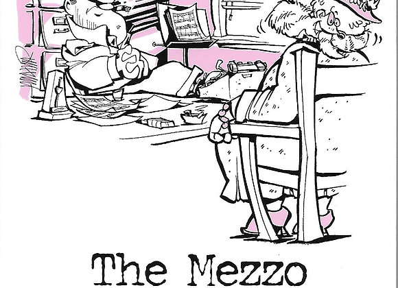 The Mezzo Wore Pink