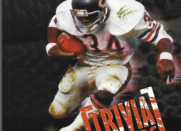 Chicago Bears Tirvia Teasers