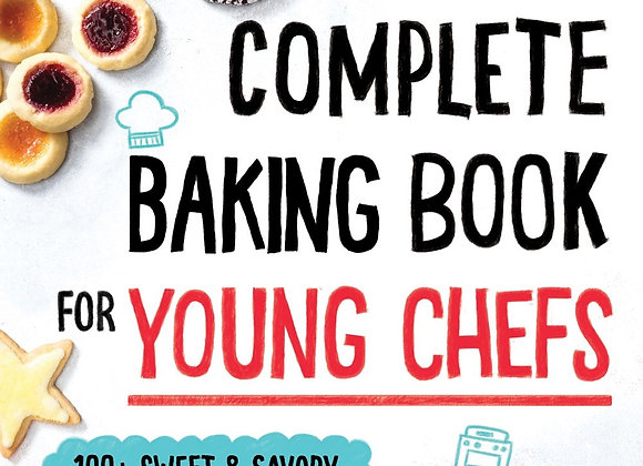 The Complete Baking Books for Young Chefs