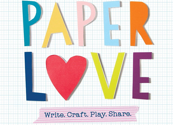 The Kids' Book of Paper Love