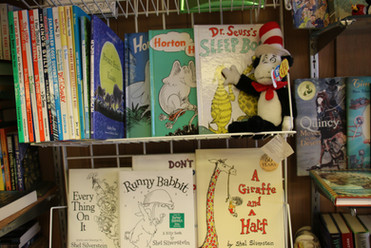 The Sly Fox Kids Bookstore Virden IL