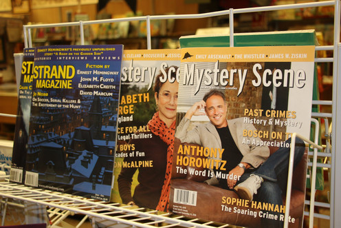 Mystery Books Sly Fox Bookstore Virden IL