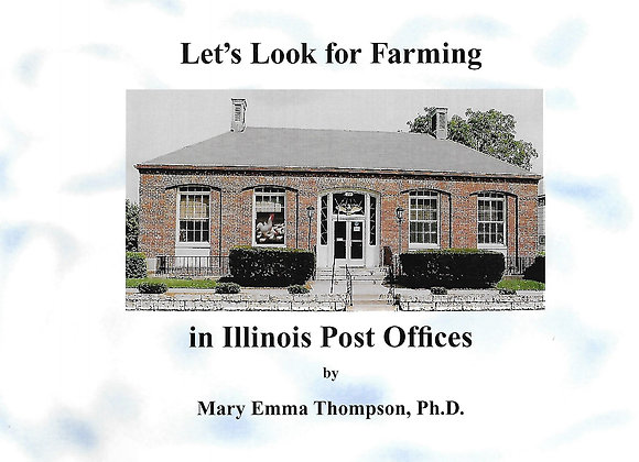 Let's Look for Farming in Illinois Post Offices