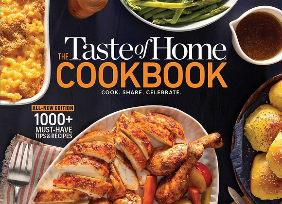 Tast of Home Cookbook, 5th Edition