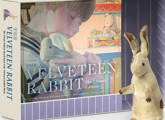 Velveteen Rabbit Plush Gift Set