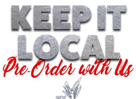 Keep It Local  Preorder with Us