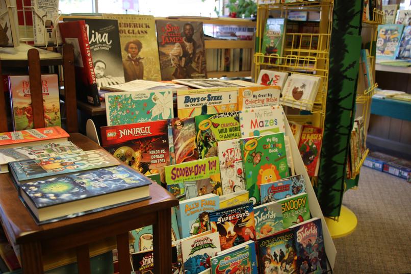 Illinois Books Local Boosktore Virden IL