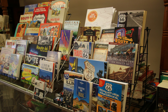 Route 66 Books The Sly Fox Bookstore Virden IL