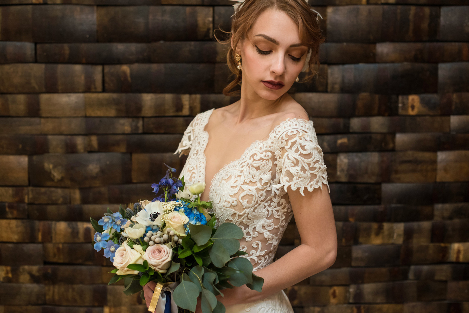 Styled wedding photoshoot