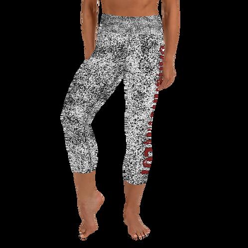 RTG Series 2: CaroArchitect Yoga Capri Leggings