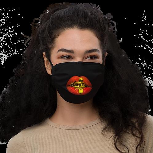 Ladies Graphic Face Mask