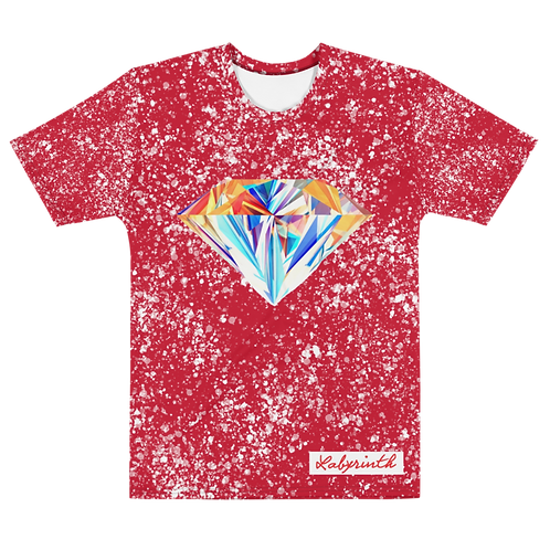 RTG Series 2: The Labyrinth Men's Graphic Tee (Red)