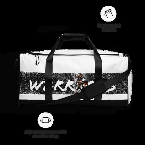 Warriors Duffle bag