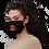 Thumbnail: Ladies Graphic Face Mask