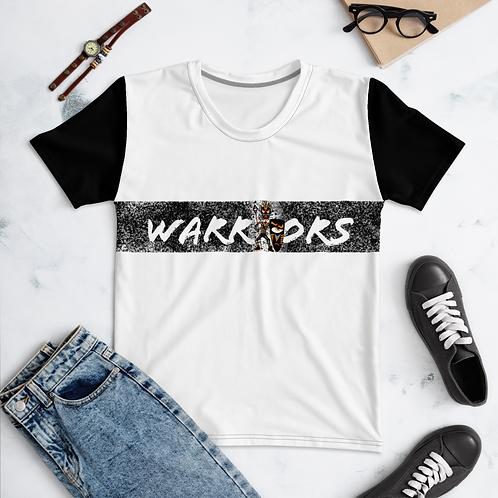 Warriors Women's Graphic Tee