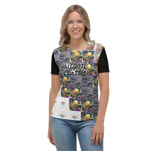 The Catalogue 421 Women's Graphic Tee