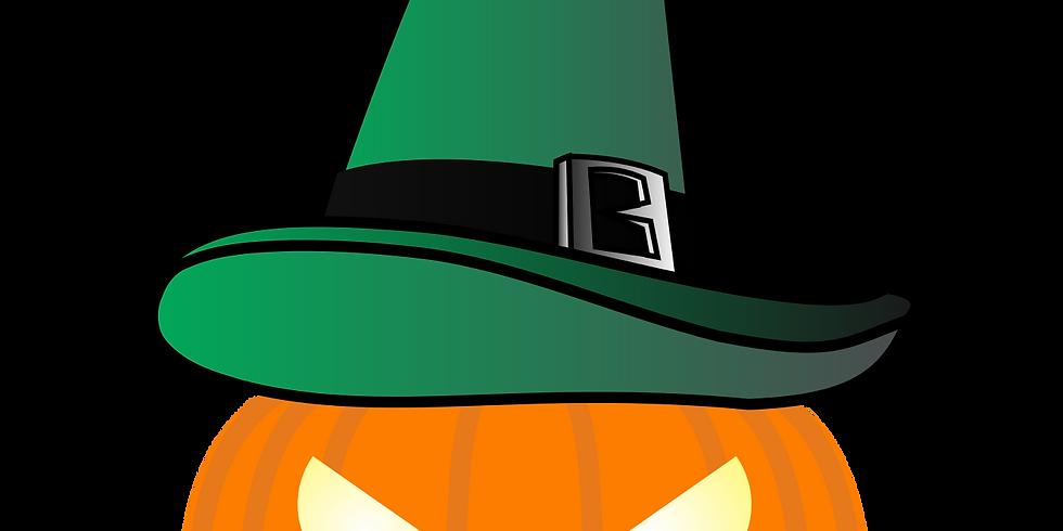 Atelier Halloween - Chapeau de sorcier/sorcière (Enfants de 5 à 8 ans)