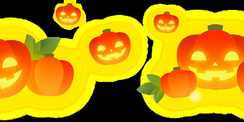 Atelier Halloween - Dessin (Enfants de 5 à 8 ans)