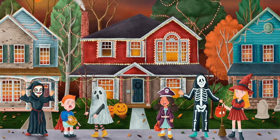 Atelier Halloween - Dessin (Enfants de 8 à 12 ans)