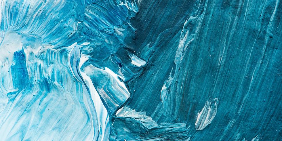 """Atelier multi-techniques """"La mer"""" (Enfants de 5 à 8 ans)"""