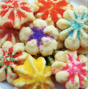 Holidays at Home: Baking with the kids