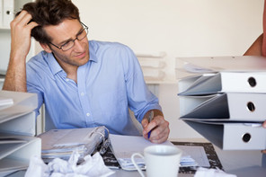 Spring Cleaning: Your Paperwork Piles