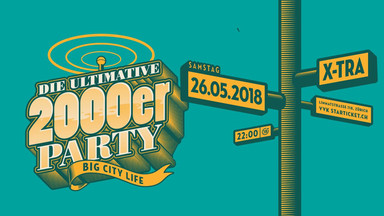 Die ultimative 2000er Party @ X-TRA 26.05.16