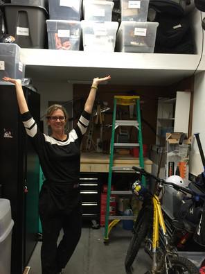 On Location: One-Day Garage Overhaul