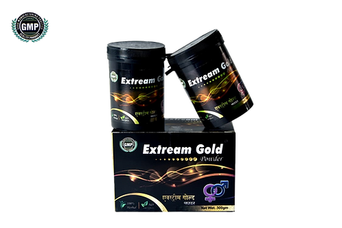 Extreme Gold Powder