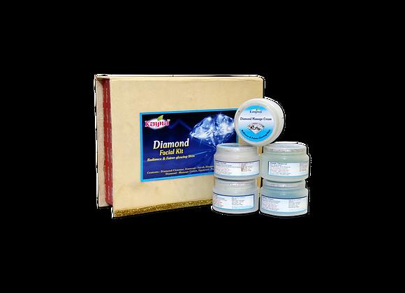Kayna Diamond Facial Kit