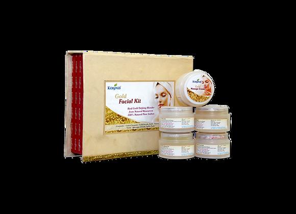 Kayna Gold Facial Kit