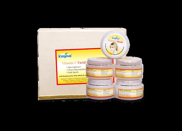 Vitamin-C Facial Kit