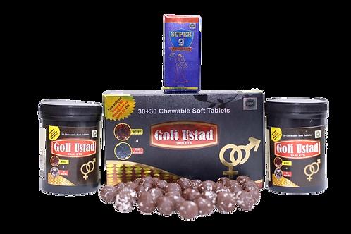 Goli Ustad Ayurvedic Tablets