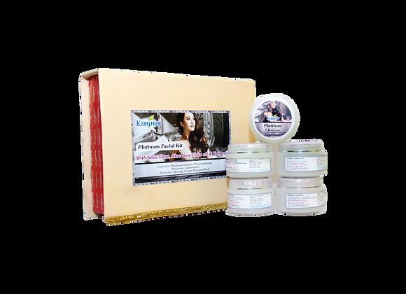 Kayna Platinum Facial Kit