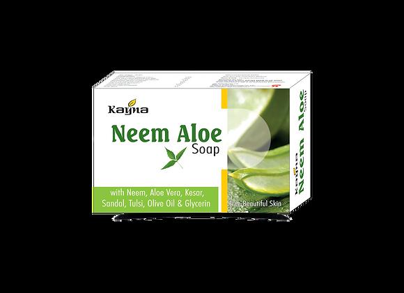 Kayna Neem Aloe Soap