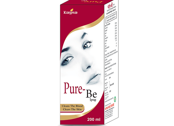 Pure-Be Syrup