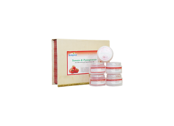 Kayna Tomoto & Pomegranate Facial Kit