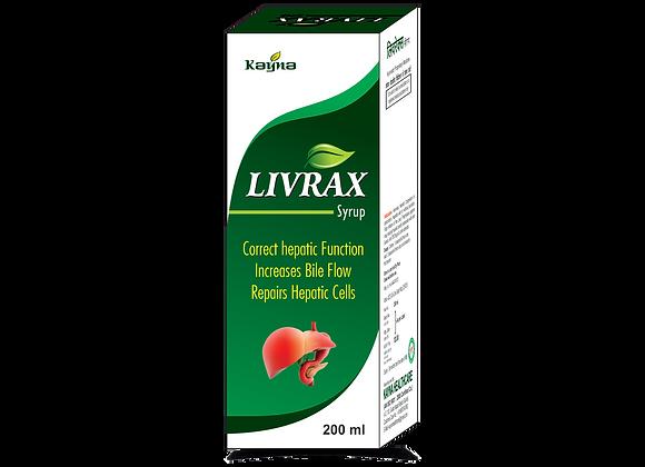 Livarax Syrup