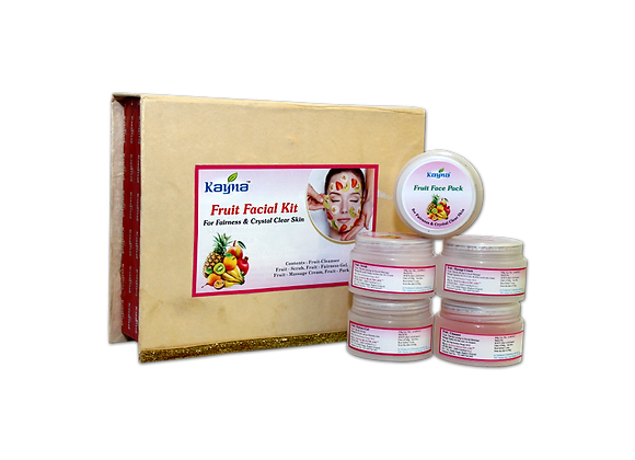 Kayna Fruit Facial Kit