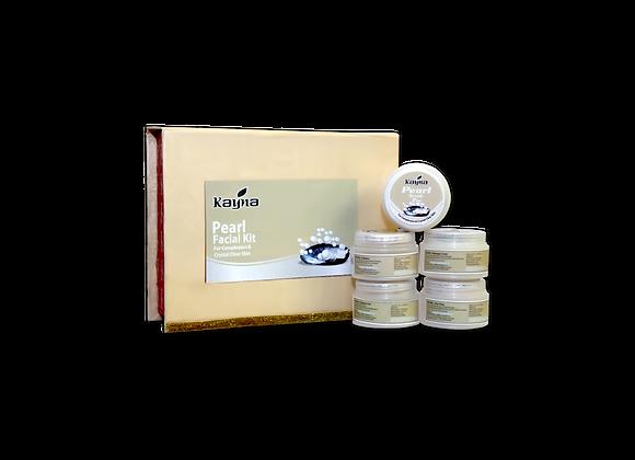Kayna Pearl Facial Kit