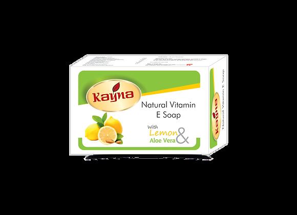 Kayna Natural Vitamin-E Soap