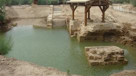 The Jordan Baptism Site