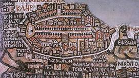 Mosaic Map of Madaba