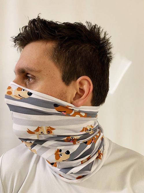PES_multi mask_95% bavlna + 5% elastan
